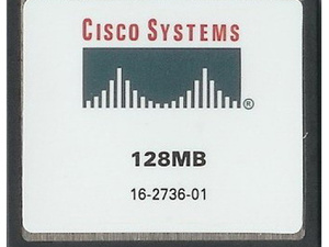 28MB CompactFlash Memory Card for Cisco Catalyst