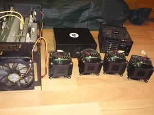Bitcoin miner set 600+ GH/s