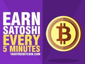 Elke 5 minuten gratis Bitcoins verdienen !!!