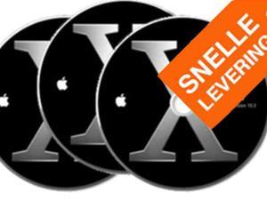 Apple Mac OS X Panther 10.3.9 Installatie CD's