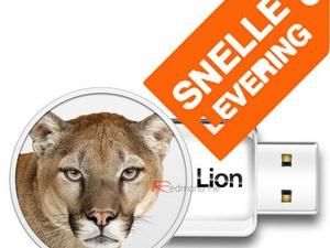 Installeer Mac OS X Mountain Lion 10.8.5, OSX via USB zonder DVD!!