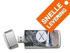 Installeer Mac OS X Yosemite 10.10.5, OSX via USB zonder DVD
