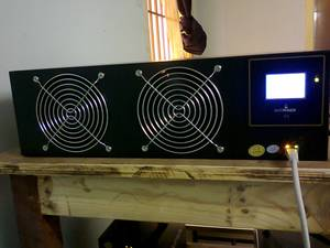 Bitcoin miner S4 te koop aanbieding